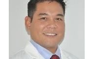 Doctor at Flushing Hospital