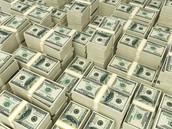 Bill Gates is worth about 85 Billion