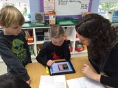 Designing Totem Poles on iPads