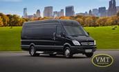 Executive Sprinter Shuttle Van