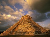 Where did the Mayan live?