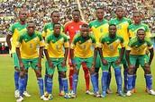 Rwandan Soccer Team