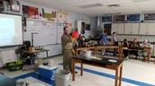 Learning with liquid nitrogen