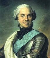 Le Maréchal de Saxe