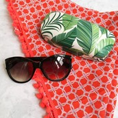 Palm Springs sunglasses case was £19 now only £12.11