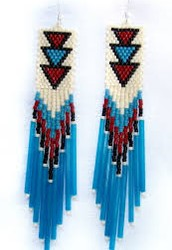 Facts About Azure Adornment Earrings