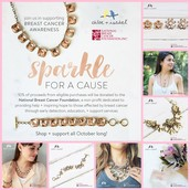 Sparkle for a Cause!