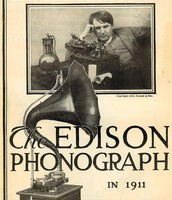 The Edison Phonograph in 1911