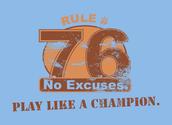 Rule No. 76