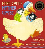 Mother Goose is on the Loose