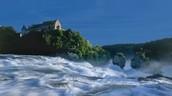 The Rhine Falls