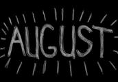 August SWAT Schedule...
