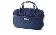 SOLD--Jewelry Tote Bag, Navy $35