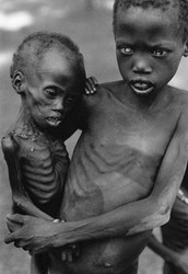6,200 children die from starvation EVERYDAY