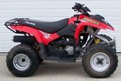 quad polaris 200cc automatic