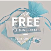 FREE Mini-Facial