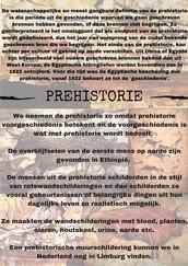 Les 1 Prehistorie. (12-2-16)