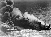 1917 - (Feb 3-March 21) Germans Restart U-Boat attacks sink 7 more American ship
