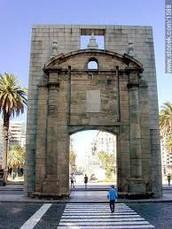 Puerta de la Ciudadela :