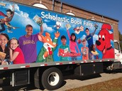 Students get excited when they see this truck!