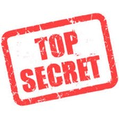 Keep personal info top secret