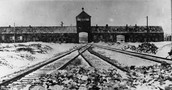 Railroads To Auschwitz Camp