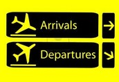 Arrivals & Departures