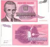 Yugoslavian Dinar