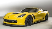 My corvette stingray z01