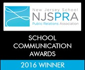 NJSPRA Communications Awards & Annual Meeting, May 20, 2016