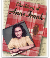 Anne and her diary