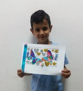 ליאב- דגל פרפרים