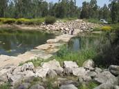 טיול לנחל שורק חוף פלמחים