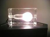 Voici ma lampe