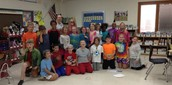 Mrs. Trachsler's 3rd Grade Class