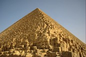 This is a picture of a Epyptian pyramid
