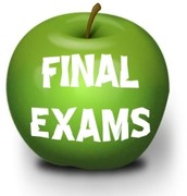 Mid Term and Final Exams - each worth 45 points