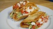 Tacos De Papa (cuatrocientos trienta y ocho pesos 438)