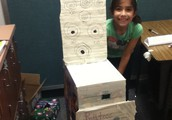 Cardboard Challenge!!