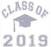 I am graduating in 2019