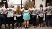High School Softball/High School Band Girls