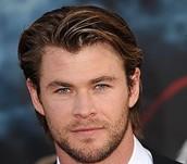 Chris Hemsworth as Finnick Odair