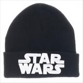 Star Wars Embroidered Logo Cuff Beanie
