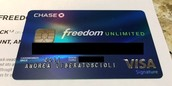 Chase Freedom Unlimited vs. Discover it