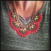 Coral Kay Necklace - Sale Price $49, Retail Price $98