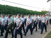 Parade Schedule for Cadets