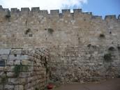 החומה השניה של ירושלים