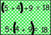 Associative Property of Addition