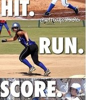 The basics of softball.