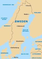 De Suecia a los Estados Unidos